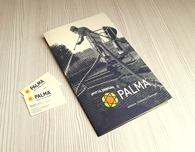 Palma brochure-business card