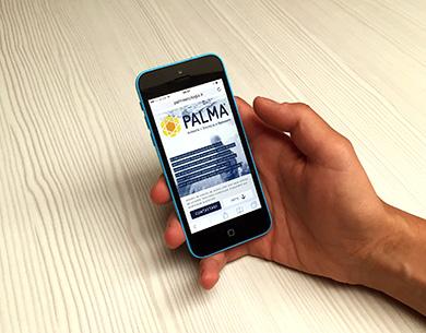 Palma website